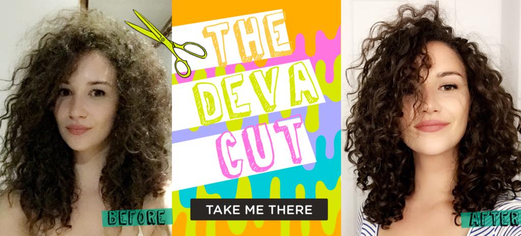 DevaCut Before and After_DevaCurl Blog