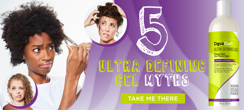 How to Use Ultra Defining Gel_DevaCurl Blog