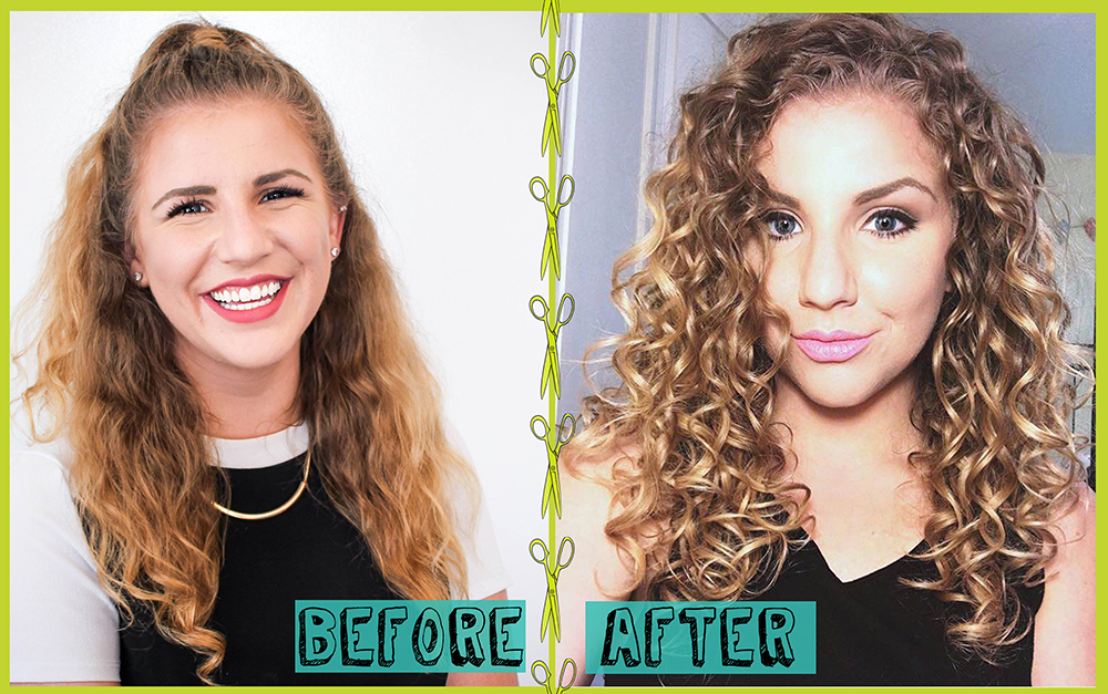 Devacut Before Afters That Will Make Your Jaw Drop Devacurl Blog