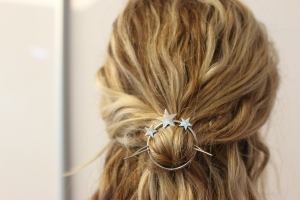 Hairstyles for 4th of July - Wavy Hair