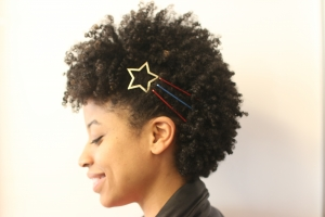 Hairstyles for 4th of July - Super Curly Hair