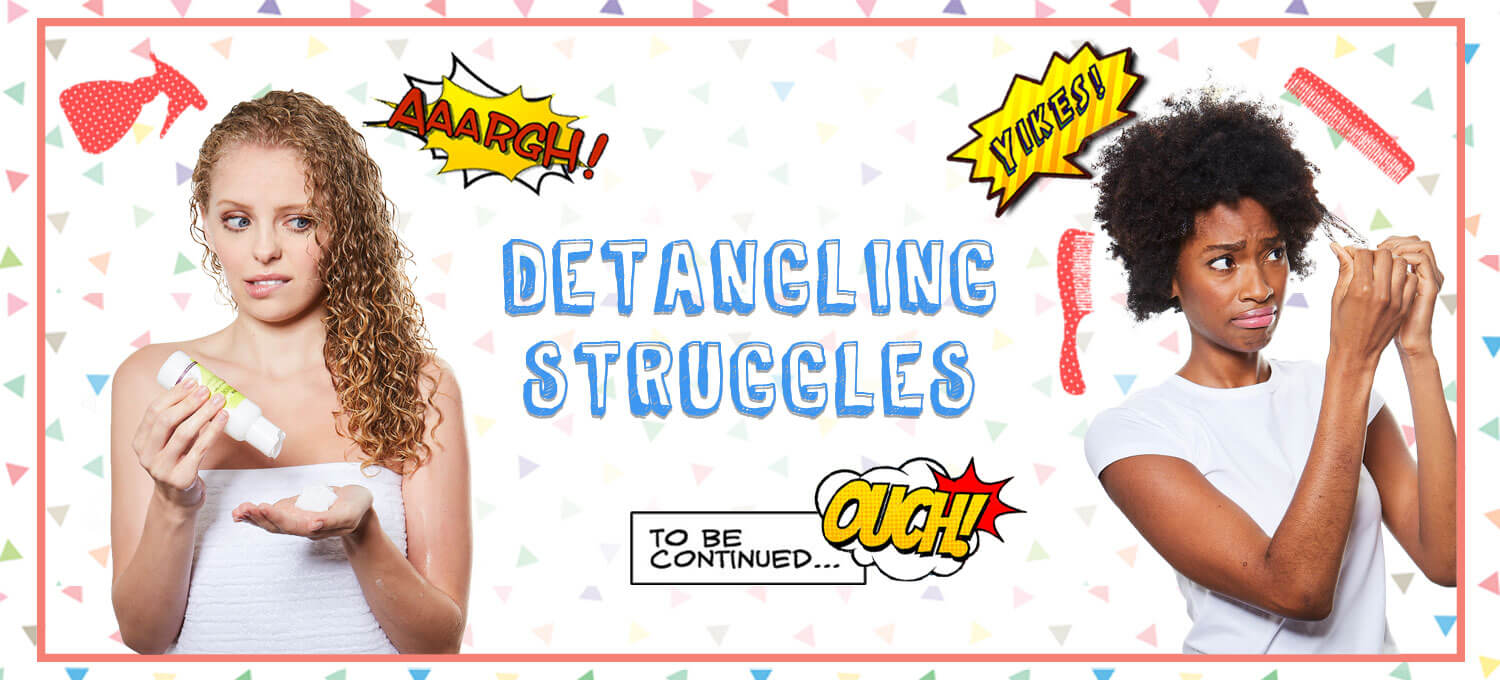 A Guide On How To Detangle Curly Hair Devacurl Blog