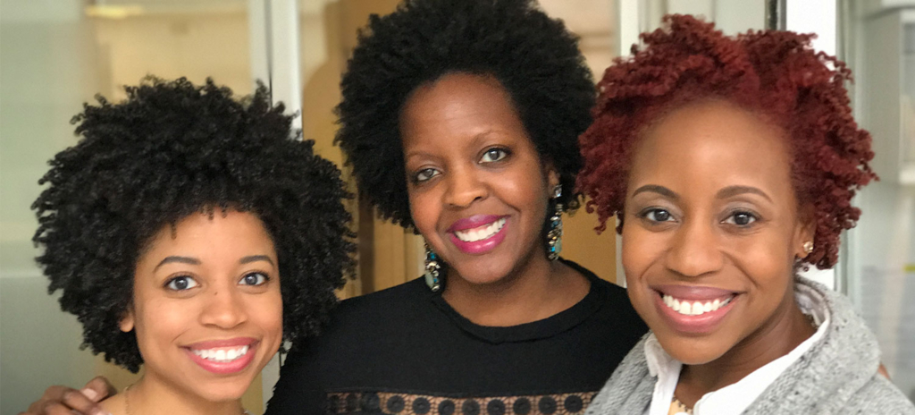 Natural Hair Products Deva Staffers