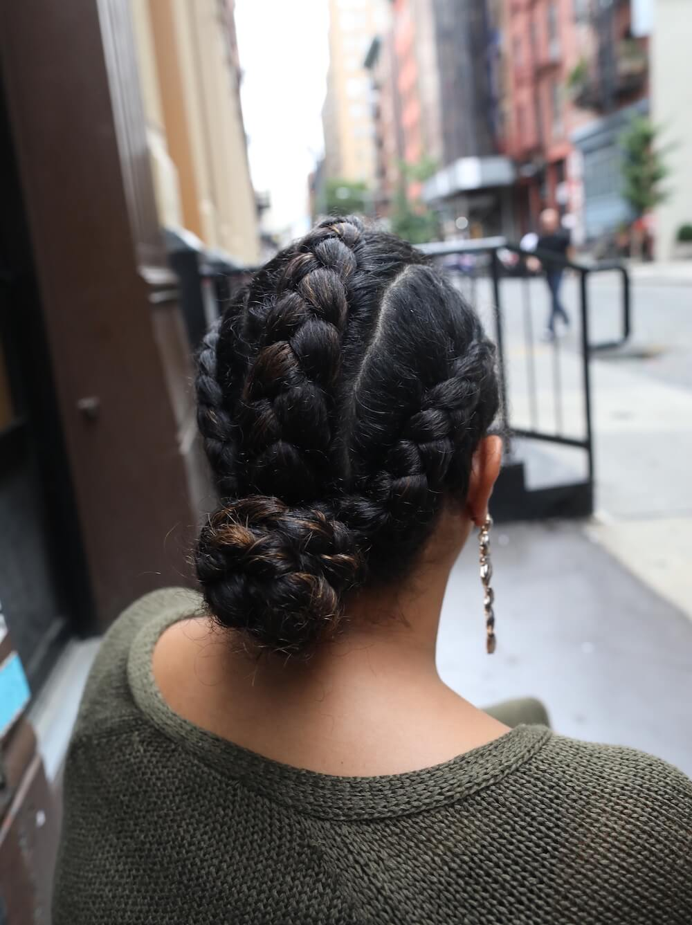 How To Braid Curly Hair Devacurl Blog