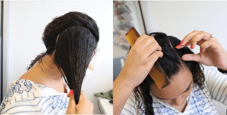 How To Braid Curly Hair Devacurl Blog