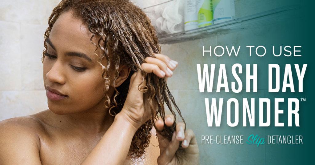 Devacare 101 How To Use Devacurls New Wash Day Wonder