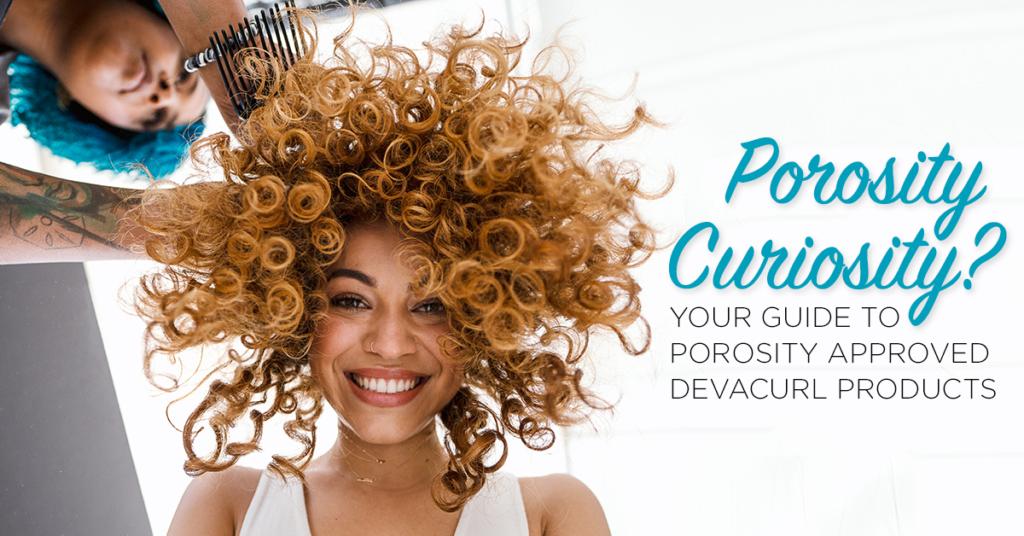 Devacurl Product Porosity Guide Blog